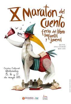 Maratón de cuentos Ecuador n